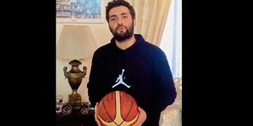 دعوت قهرمان بسکتبال آسیا از مردم برای «ماندن در خانه»