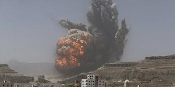 حملات هوایی و زمینی ائتلاف سعودی به مناطق مسکونی یمن
