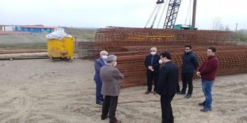 اجرای پروژه راهآهن رشت- انزلی با رعایت مصوبات ستاد ملی مدیریت کرونا