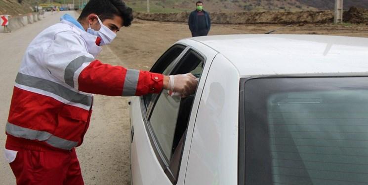 غربالگری بیش از ۹۴ هزار نفر در مبادی ورودی آستارا