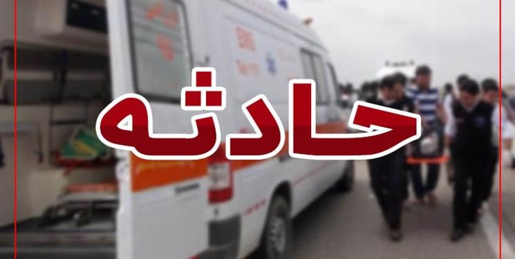 ۵ مصدوم در حادثه قطار همدان- مشهد/ مسافران به ایستگاه راهآهن رباطکریم منتقل شدند