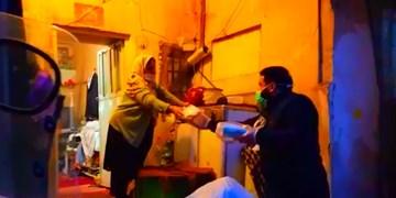 توزیع ۱۲۰۰ بسته بهداشتی توسط هیأت مکتبالصادق میان نیازمندان+ فیلم