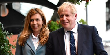 کرونا در انگلیس| نامزد باردار بوریس جانسون هم مبتلا شد