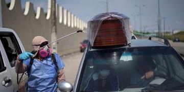 فیلم | بحران کرونا در بزرگترین شهر اکوادور؛ جنازهها در خیابانها رها شدند