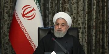 روحانی: از ۲۳ فروردین ساعت کاری از ۷ صبح تا ۱۴ است/ تعطیلی مشاغل پر ریسک و ممنوعیت تردد بین استانی خودروها تا اردیبهشت