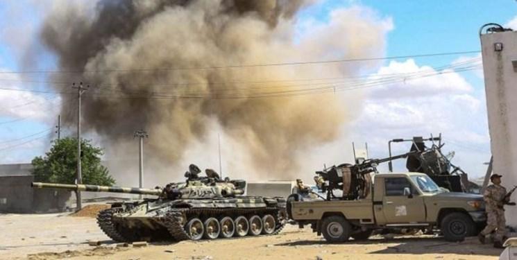 ۳۵۶ کشته و ۳۲۹ زخمی نتیجه یک سال حملات حفتر به پایتخت لیبی