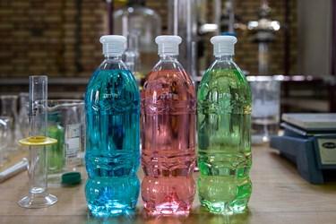 محصول تولید شده جهت جلوگیری از مصارف خوراکی در سه رنگ تولید می شود.