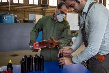 الکل ها برای مصارف ضد عفونی دست در بسته بندی کوچک اندازه گیری می شود.
