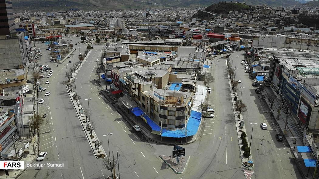 تعطیلی قلب تجاری کردستان