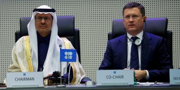 نزدیک شدن روسیه و عربستان به توافقی برای کاهش تولید نفت