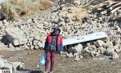 وضعیت بهداشتی مناطق زلزله زده خوی/تنها کرونایی «قطور» خوی بهبود یافت