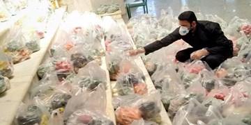 توزیع 5 هزار بسته بهداشتی و غذایی در مناطق کم برخوردار اهواز