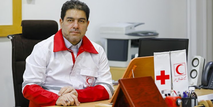 کریم همتی رئیس جمعیت هلال احمر شد