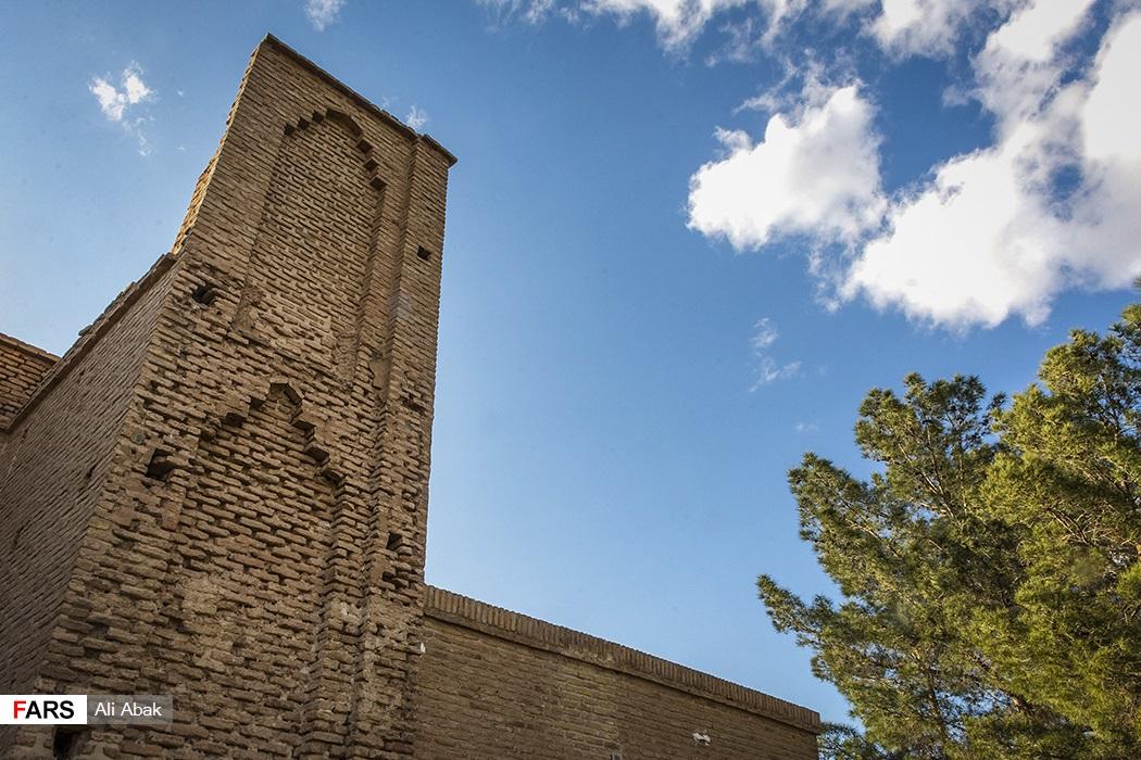 مقبره «شیخ علاءالدوله» در سمنان