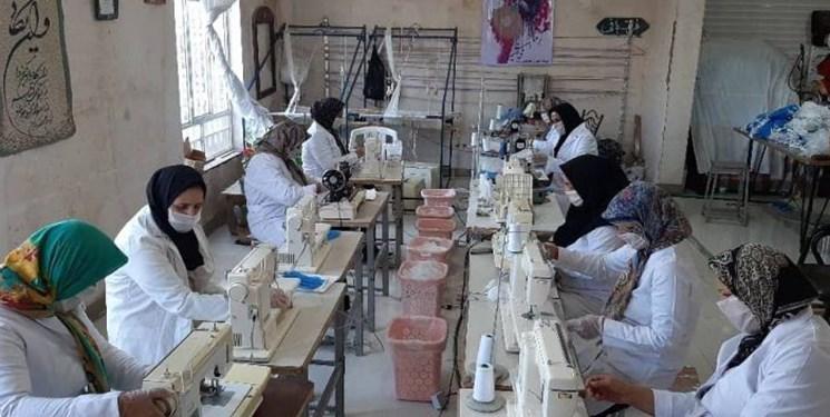 تلاش مردم برای تولید ماسک نمونه سرمایه اجتماعی است