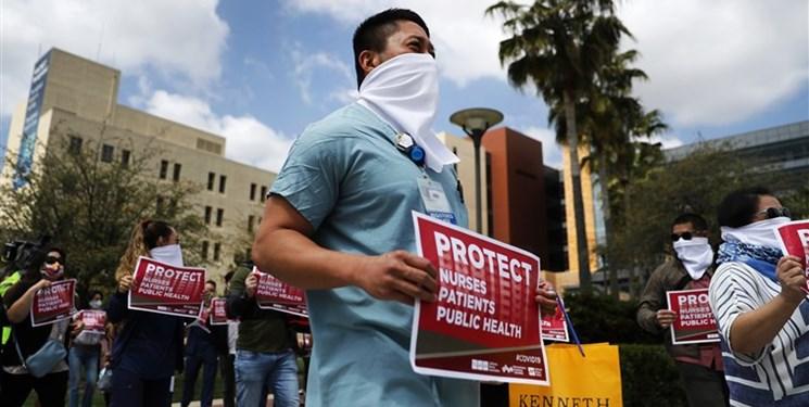 اذعان بازرس کل وزارت بهداشت آمریکا به کمبود تجهیزات محافظتی در بیمارستانها