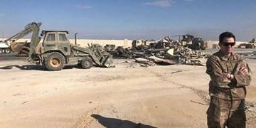 تکذیب حمله موشکی به مواضع عناصر آمریکایی در عین الاسد عراق