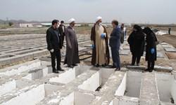 آمادهسازی 6 هزار قبر در آرامستان شهرداری زنجان