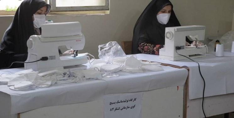تولید ۷ هزار عدد ماسک توسط اعضای صندوق اعتبارات خرد زنان روستایی ارومیه