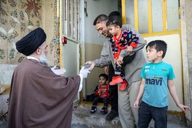 عیدانه مسجد مقدس جمکران برای منتظران