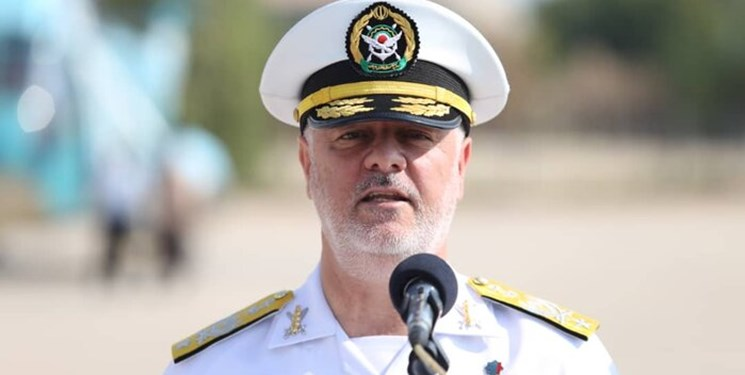 فرمانده نیروی دریایی ارتش: نیروهای مسلح در ساخت تجهیزات صد درصد خودکفا هستند