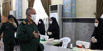 جهاد بانوان در تولید ماسک برگرفته از فرهنگ دفاع مقدس است
