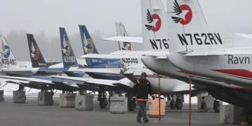 شرکت هواپیمایی یورووینگز آلمان یک سوم از کارمندان دفتر مرکزی خود را اخراج میکند