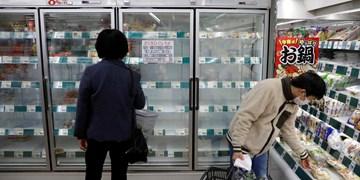 کرونا| هجوم ژاپنیها به فروشگاهها پیش از اعلام وضعیت اضطرار ملی
