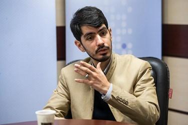 دکتر مهدی حقی مسئول ستاد رشد و نوآوری دانش بنیان
