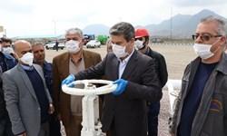 فاز نخست انبار نفت جدید ارومیه به بهرهبرداری رسید