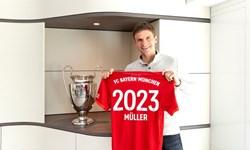 بالاتر از مسی؛ مولر بهترین پاسور گل لیگ های اروپا در 3 سال اخیر