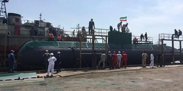 الحاق زیردریایی کلاس غدیر به ناوتیپ زیر سطحی نیروی دریایی ارتش
