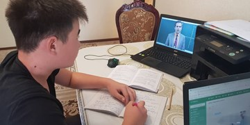 کرونا ادامه تحصیل در قرقیزستان را نیز «مجازی» کرد