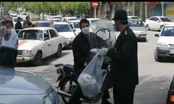 فیلم| سپاه کنار مردم؛ توزیع رایگان ماسک به مناسبت میلاد امام زمان(عج)