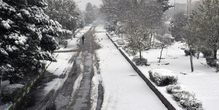 ۴ روز برفی بارانی در تهران/ هواشناسی اخطار نارنجی صادر کرد