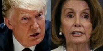 نانسی پلوسی: اقدامات دونالد ترامپ خلاف قانون اساسی است