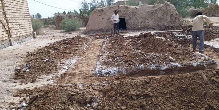 خسارت سیل به 2300 واحد مسکونی در شرق و جنوب کرمان/تشکیل 300 پرونده ساخت