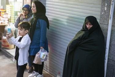 جشن میلاد در خیابان