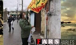 نصب ۵ هزار پرچم مزین به نام صاحب الزمان بر سر در منازل مردم بابلسر