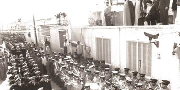 روایتی از رژه بزرگ هوانیروز در اولین نیمه شعبان پس از انقلاب با حضور امام(ره)