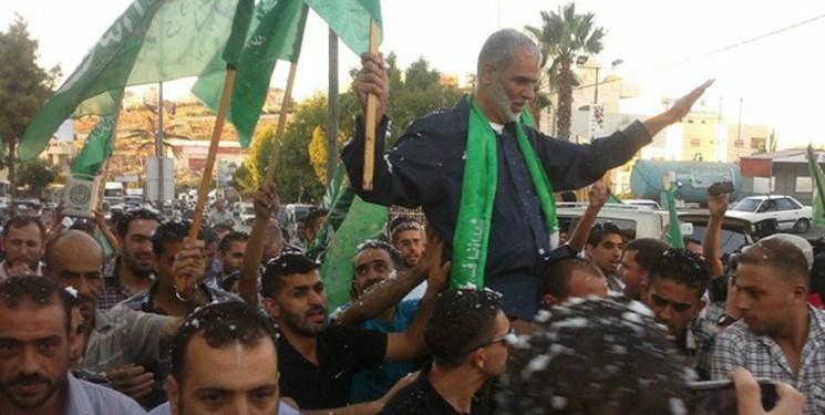 رژیم صهیونیستی یک عضو ارشد حماس در کرانه باختری را آزاد کرد