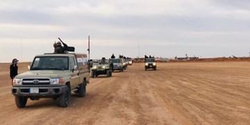عملیات گسترده ارتش و الحشد الشعبی عراق علیه تروریستها در الانبار