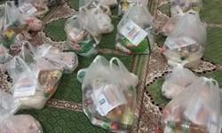توزیع ۴۰۰ بسته معیشتی و بهداشتی سپاه در بین نیازمندان سنندج