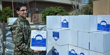 کمک مومنانه| توزیع ۱۰۰هزار بسته بهداشتی و ۶۹۰ بسته معیشتی در سطح استان