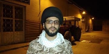 فیلم  شب نیمه شعبان با جهادگران