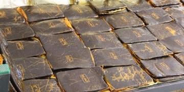 کشف 138 کیلوگرم حشیش بلاصاحب در میناب