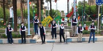 رساندن محتوای انقلاب اسلامی با زبان هنر