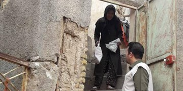 عیدانه خادمیاران رضوی برای محرومان سمنانی+ تصاویر