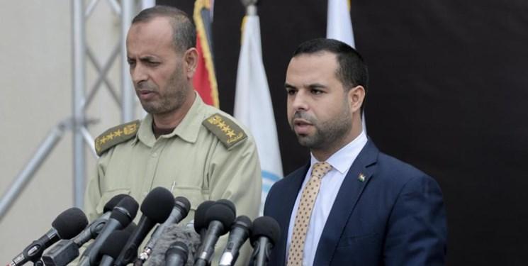 بازداشت چند فلسطینی در غزه