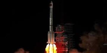 سه ماهواره به  سمت مدار زمین پرتاب شدند